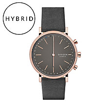 Skagen Connected Ladies' Rose Gold Tone Hybrid Smartwatch - Product number 6412777