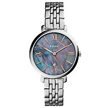 Fossil Ladies' Stainless Steel Bracelet Watch - Product number 6413056