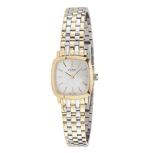 Rotary ladies' two colour bracelet watch - Product number 6415474