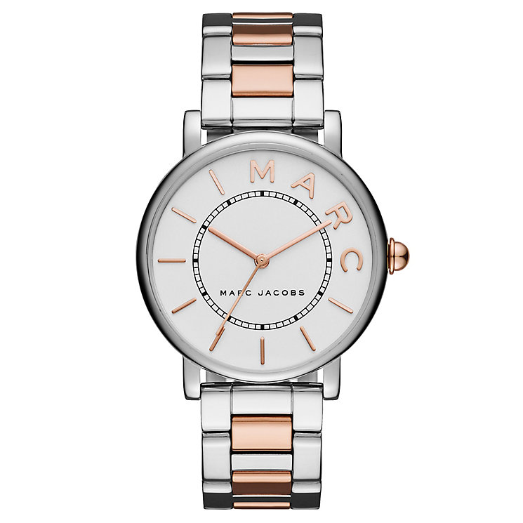 Marc Jacobs Classic Ladies' Two Colour Bracelet Watch - Product number 6415563