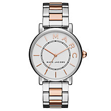 Marc Jacobs Roxy Ladies' Two Colour Bracelet Watch - Product number 6415563