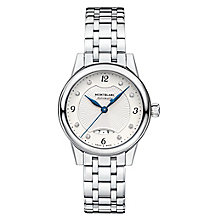 Montblanc Boheme Ladies' Stainless Steel Bracelet Watch - Product number 6415571