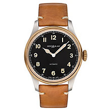 Montblanc 1858 Automatic Men's 2 Colour Strap Watch - Product number 6415652