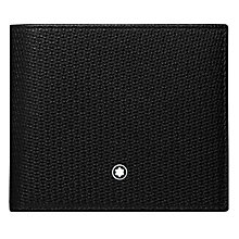 Montblanc Meisterstuck Black Unicef Leather Wallet - Product number 6420443