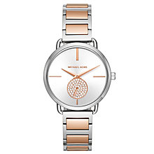 Michael Kors Ladies' Two Colour Bracelet Watch - Product number 6425992