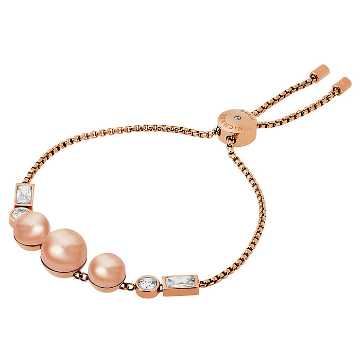 Michael Kors Rose Gold Tone Bracelet - Product number 6426085