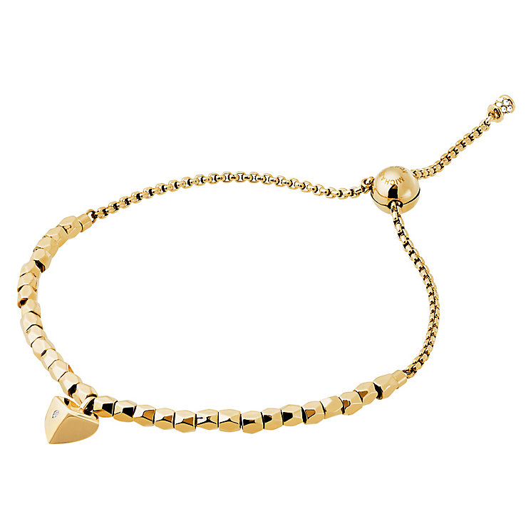 Michael Kors Gold Tone Beaded Bracelet - Product number 6426247