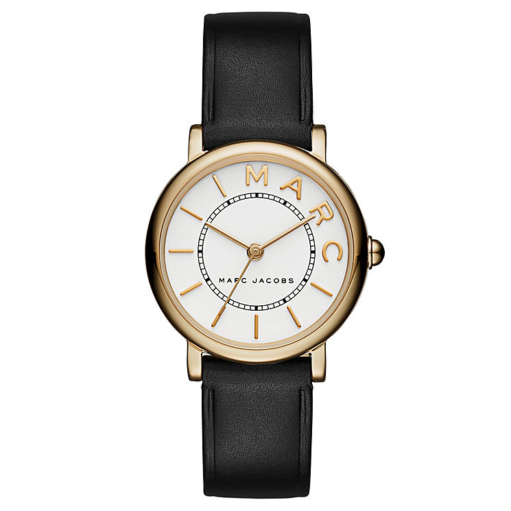 Marc Jacobs Roxy Ladies' Gold Tone Strap Watch - Product number 6426549