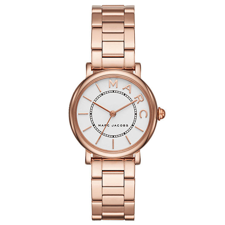 Marc Jacobs Roxy Ladies' Rose Gold Tone Bracelet Watch - Product number 6426603