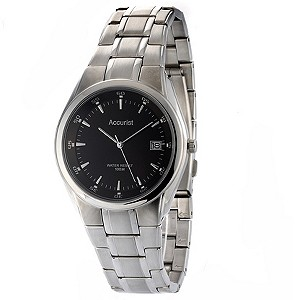 Accurist Men's Stainless Steel Bracelet Watch - Product number 6428037