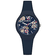 Cath Kidston Navy Silicone Strap Watch - Product number 6428347