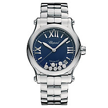 Chopard Happy Sport Ladies' Stainless Steel Bracelet Watch - Product number 6431968