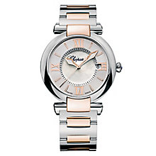 Chopard Imperiale Ladies' Two Colour Bracelet Watch - Product number 6432107