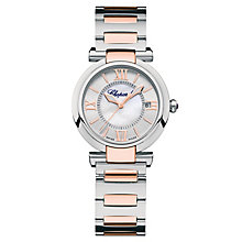 Chopard Imperiale Ladies' Two Colour Bracelet Watch - Product number 6432158