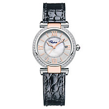 Chopard Imperiale Ladies' Two Colour Strap Watch - Product number 6432174