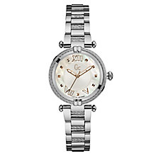 Gc Ladies' CableChic Stainless Steel Bracelet Watch - Product number 6440312