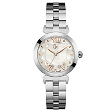 Gc LadyBelle Ladies' Stainless Steel Bracelet Watch - Product number 6440444