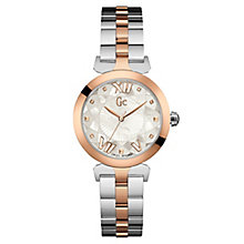 Gc Ladies' LadyBelle Two Tone Bracelet Watch - Product number 6440452