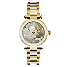 Gc Ladies' LadyChic Two Tone Bracelet Watch - Product number 6440460