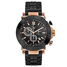 Gc Gc-1 Sport Men's Black Bracelet Watch - Product number 6440541