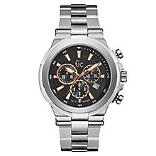 Gc Men's Structura Stainless Steel Bracelet Watch - Product number 6440649