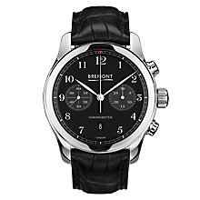 Bremont ALT1-C/PB Men's Stainless Steel Strap Watch - Product number 6440932