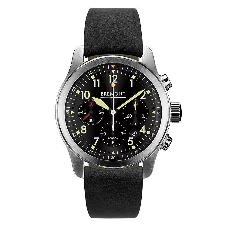 Bremont ALT1-P2 Pilot Men's Stainless Steel Strap Watch - Product number 6440940