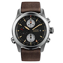 Bremont ALT1-ZT/51 Men's Stainless Steel Strap Watch - Product number 6440967