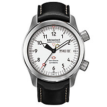Bremont MB11 Men's Stainless Steel Strap Watch - Product number 6440975