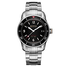 Bremont Supermarine S300 Men's Stainless Steel Watch - Product number 6441025