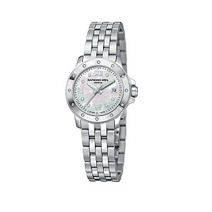 Raymond Weil Tango ladies' stainless steel bracelet watch - Product number 6444237