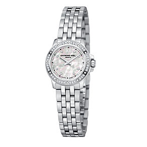 Raymond Weil Tango ladies' stainless steel bracelet watch - Product number 6444245