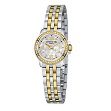 Raymond Weil Tango ladies' two colour gold bracelet watch - Product number 6444253