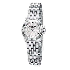 Raymond Weil Tango ladies' stainless steel bracelet watch - Product number 6445055