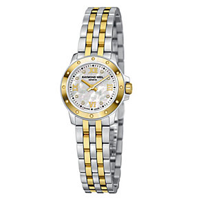 Raymond Weil Tango ladies' two colour bracelet watch - Product number 6445063