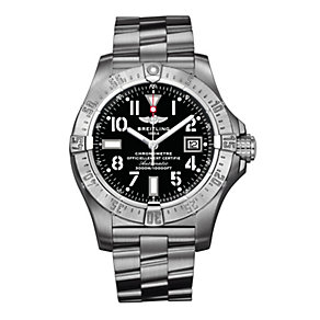 Breitling men's Avenger Seawolf stainless steel watch - Product number 6469965