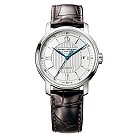 Baume & Mercier Riviera executive brown strap watch - Product number 6472915