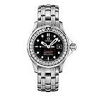 Omega Seamaster ladies' bracelet watch - Product number 6473067