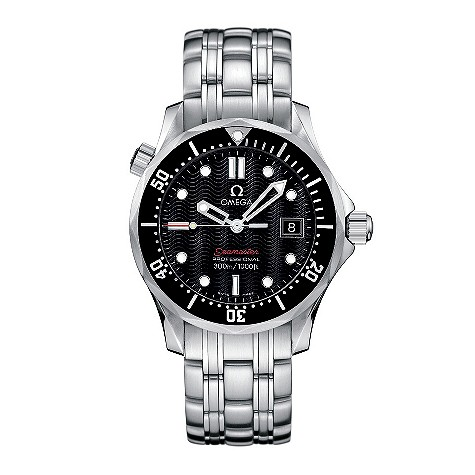 Omega Seamaster Bond stainless steel bracelet watch