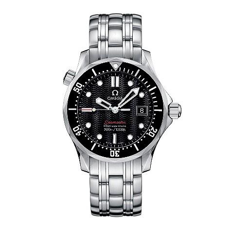 Omega Seamaster Bond stainless steel bracelet watch