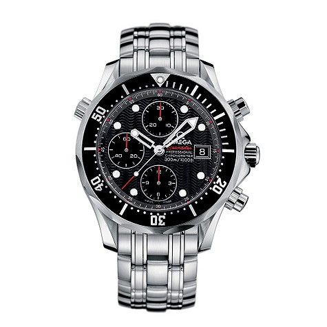 omega Seamaster James Bond Chronograph mens watch