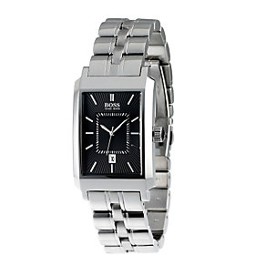 Hugo Boss men's stainless steel bracelet watch - Product number 6473296