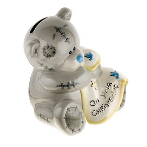 Me to You Christening Money Box