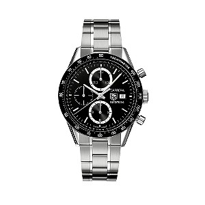 TAG Heuer Carrera Automatic men's chronograph watch - Product number 6501583