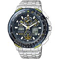 Citizen Eco-Drive Skyhawk Blue Angels Men's Bracelet Watch - Product number 6516866