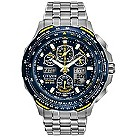 Citizen Eco Drive Skyhawk chronograph bracelet watch - Product number 6522017