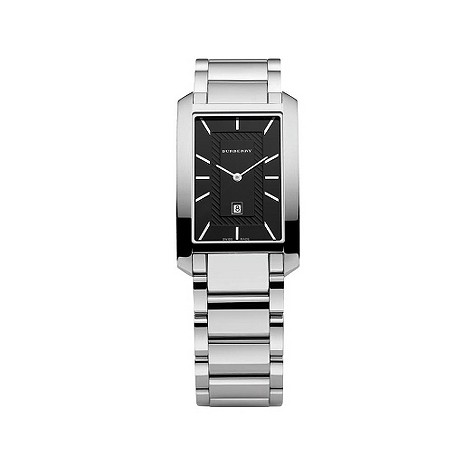 mens stainless steel exclusive watch