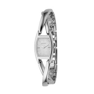 DKNY ladies' stainless steel bracelet watch - Product number 6552218