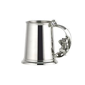 Royal Selangor pewter teddy ornamental mug - Product number 6565778