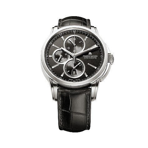 Maurice Lacroix Masterpiece Collection chronograph watch